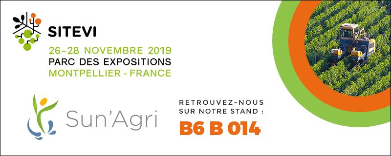 """Featured image for """"Sun'Agri – Médaille d'Or du Sitevi Innovation Award"""""""